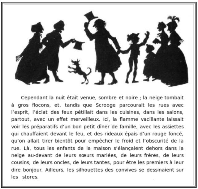 Dickens, Christmas Carol – raconte-moi