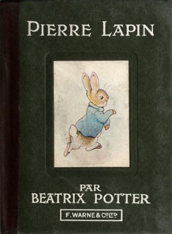B Potter Pierre Lapin Raconte Moi